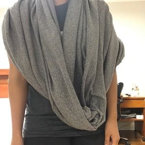AA super large infinity scarf